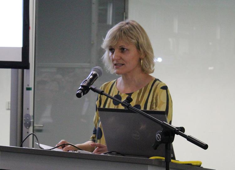 Prof. Dr. Vera Meyer, Open-Access-Beauftragte der TU Berlin
